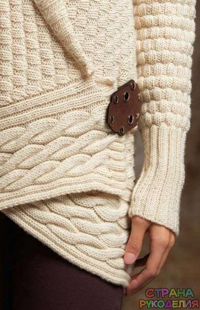 Жакеты пуловеры вязаные
